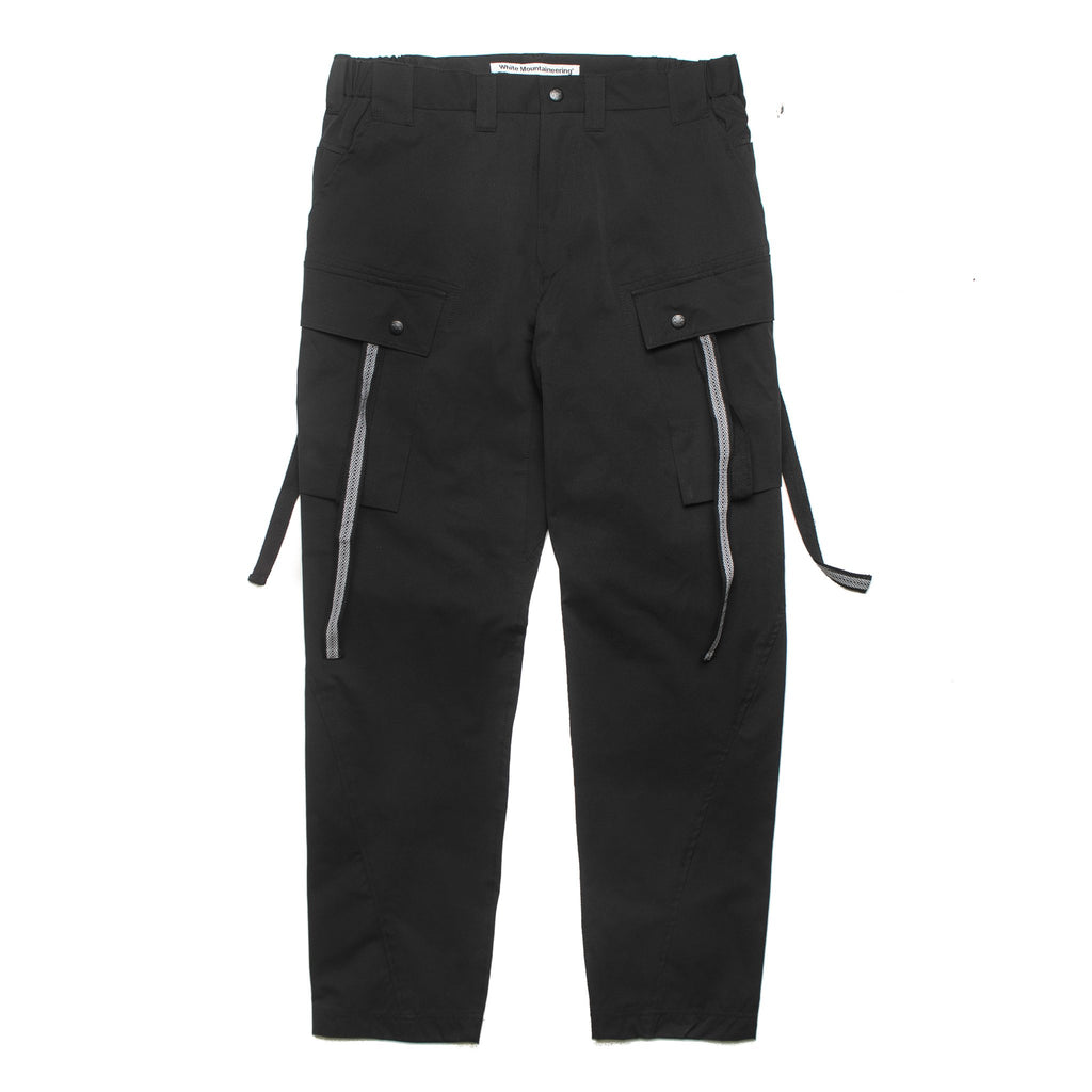Woven Pant Stretch Cargo WM1873402 Black