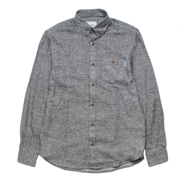 L/S Cram Shirt I014909 Grey Heather