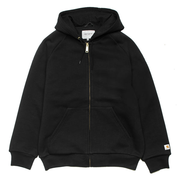 Hooded Thermal Lined I023777 Black