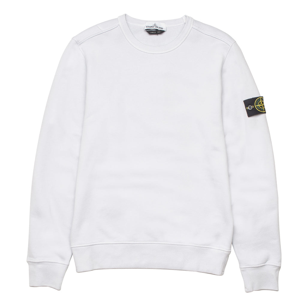 Garment Dyed Crewneck  691562720 Icy
