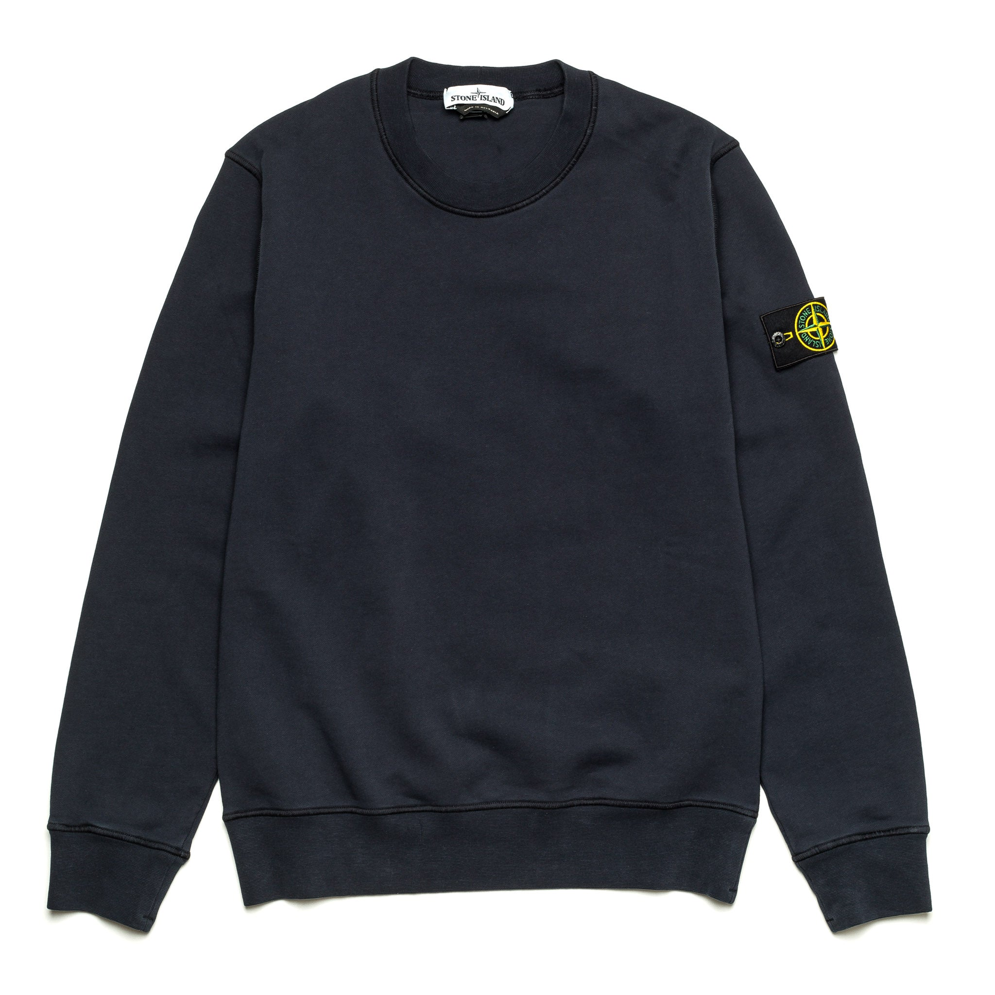 SI Garment Dyed Crewneck Navy 741563051