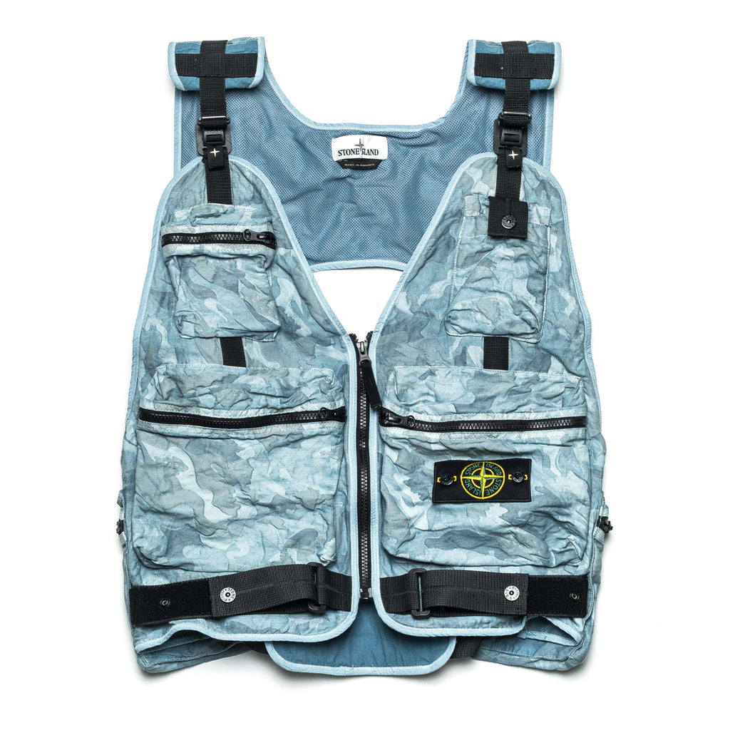Big Loom Camo-TC Vest 7215960E1 V0041 Camo