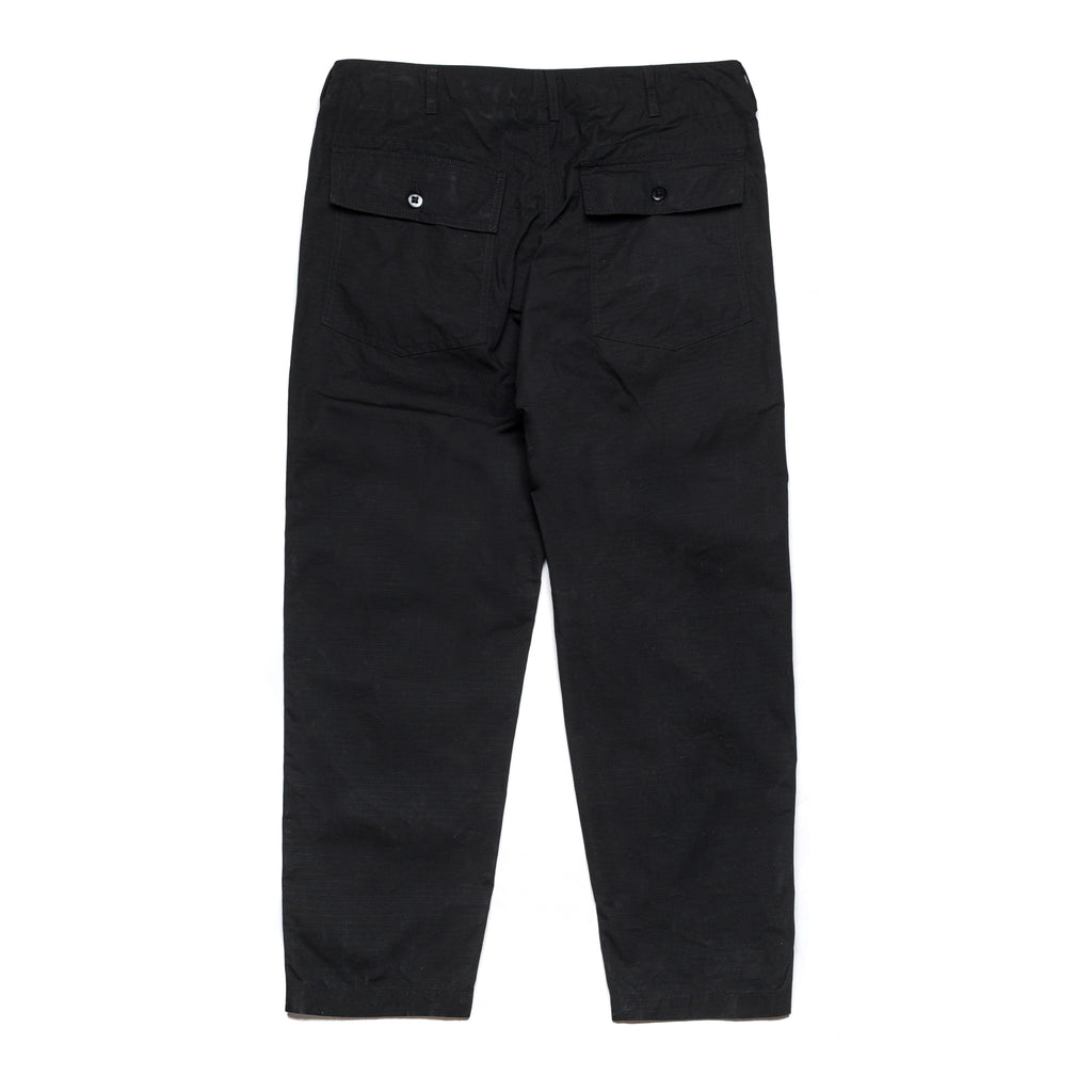 Fatigue Pant 21S1F004-CT056 Cotton Ripstop Black