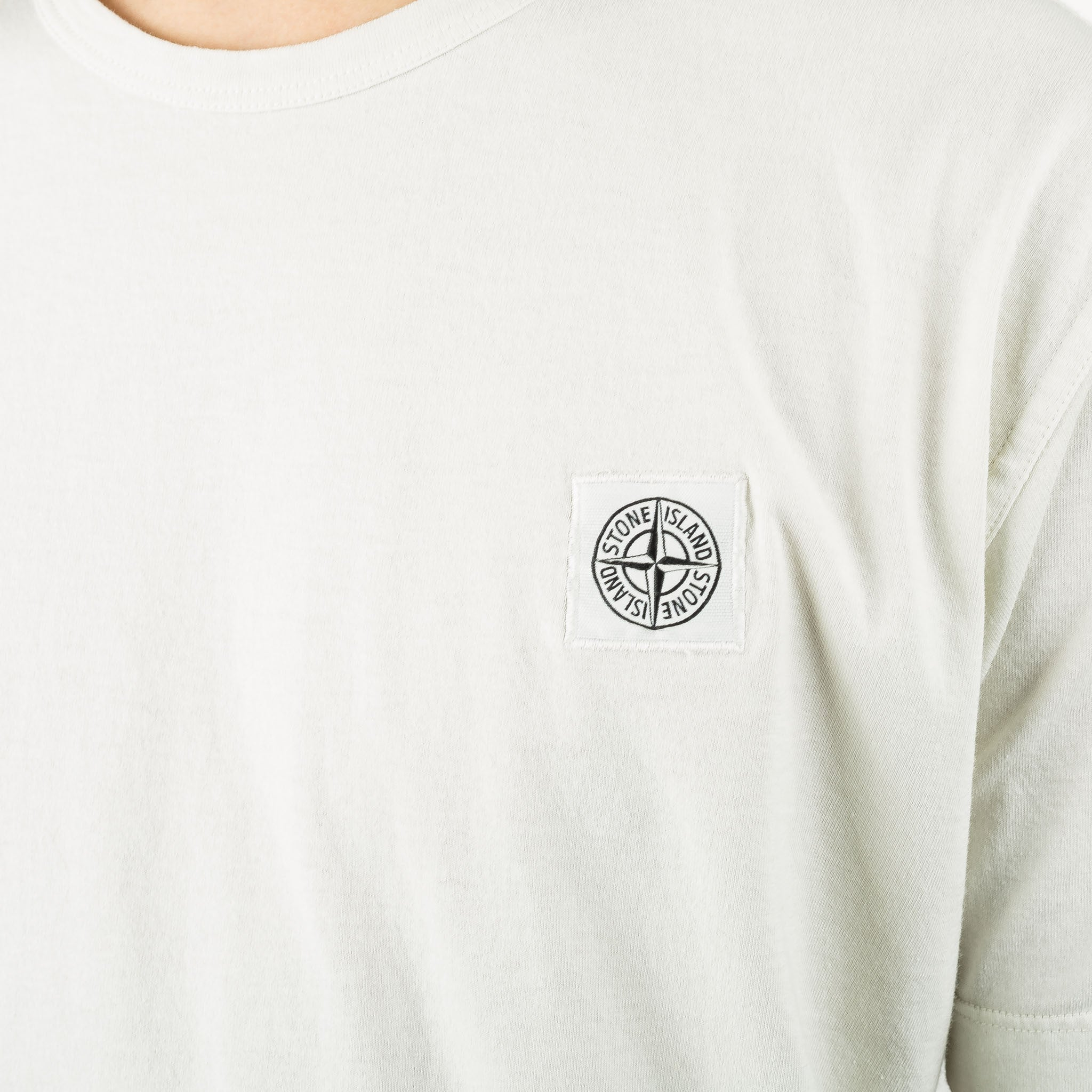 Logo Patch Tee 661522357 Off White