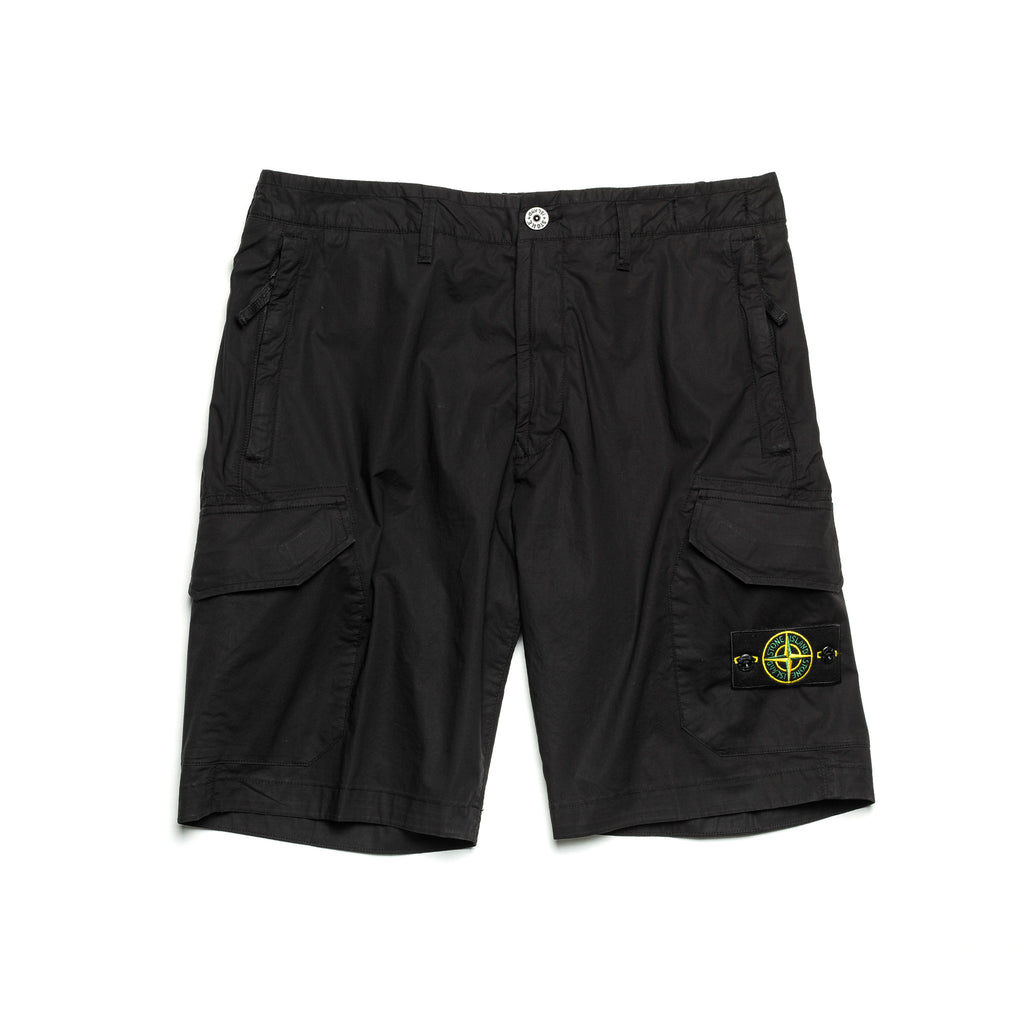 Bermuda 5-Pocket Shorts Black