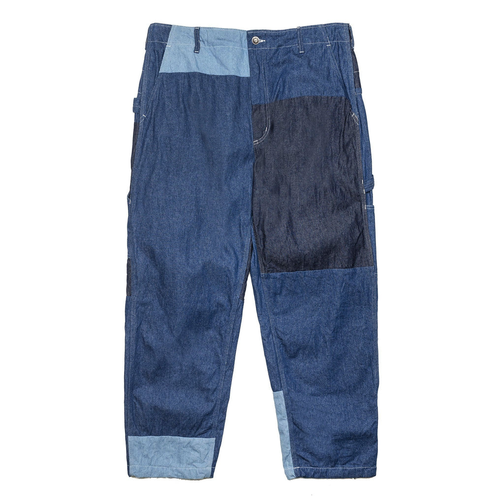 8oz Denim Painter Pant Blue