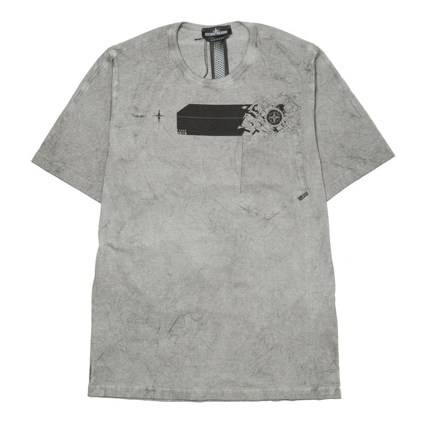 SP SS Tee 661920111 Charcoal