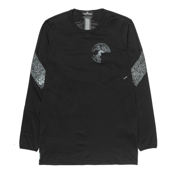 SP Mako LS Tee 661920310 Black