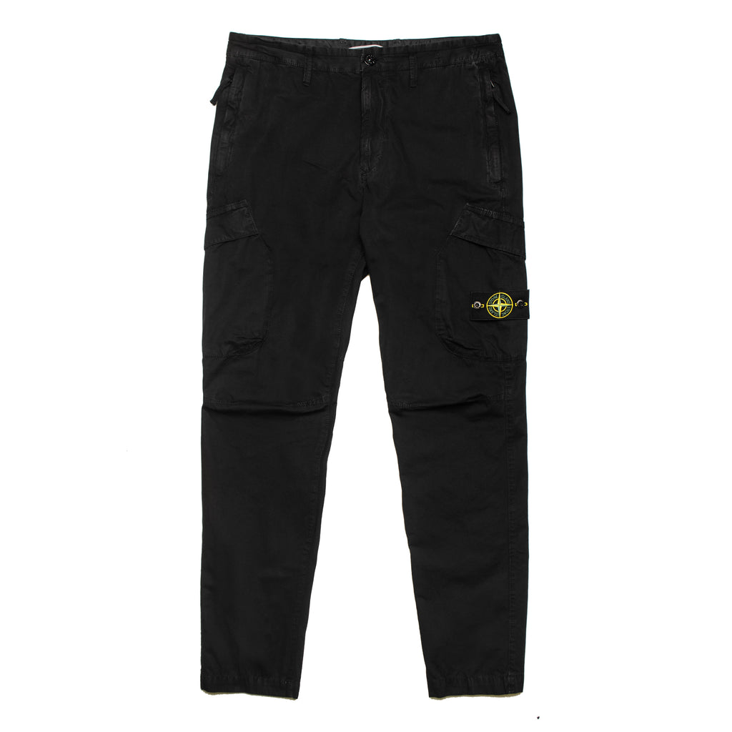 Old Dye Treatment Cargo Pant Black 7015319WA V0129