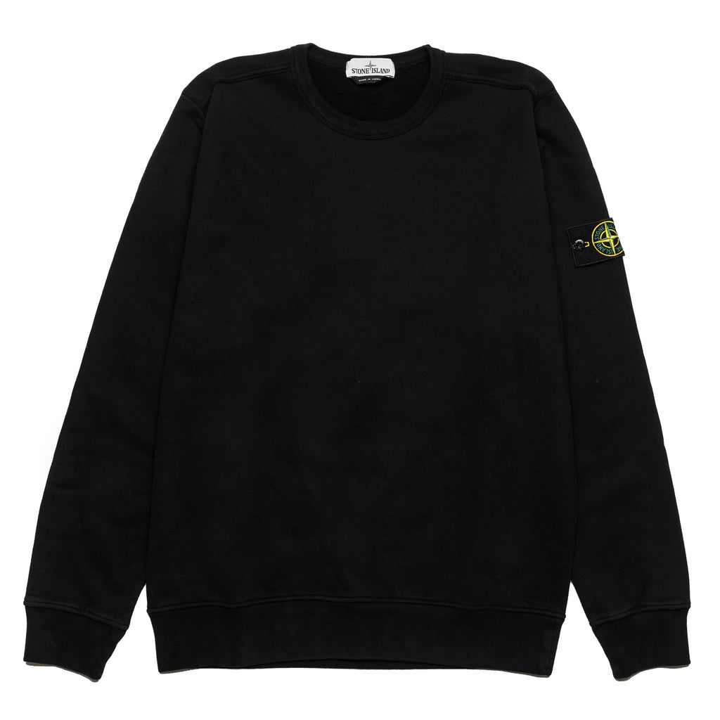 Garment Dyed Crewneck 711562720 Black