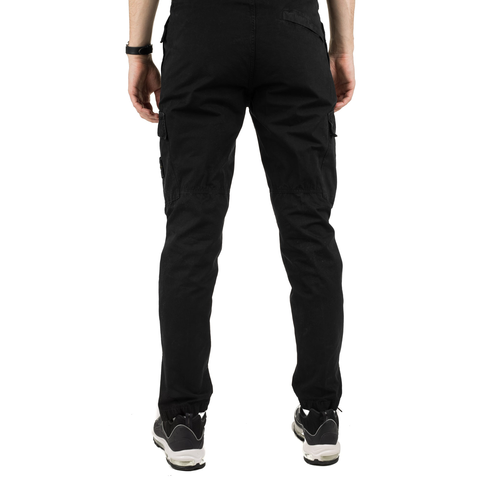 6494b34b46a5b Old Dye Treatment Cargo Pant Black 7015319WA V0129 – Capsule Online