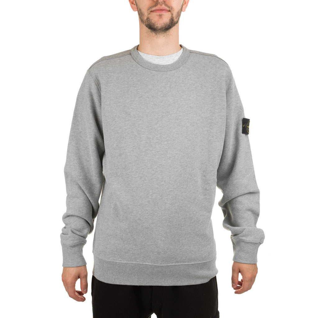 Garment Dyed Crewneck 711562720 Light Grey