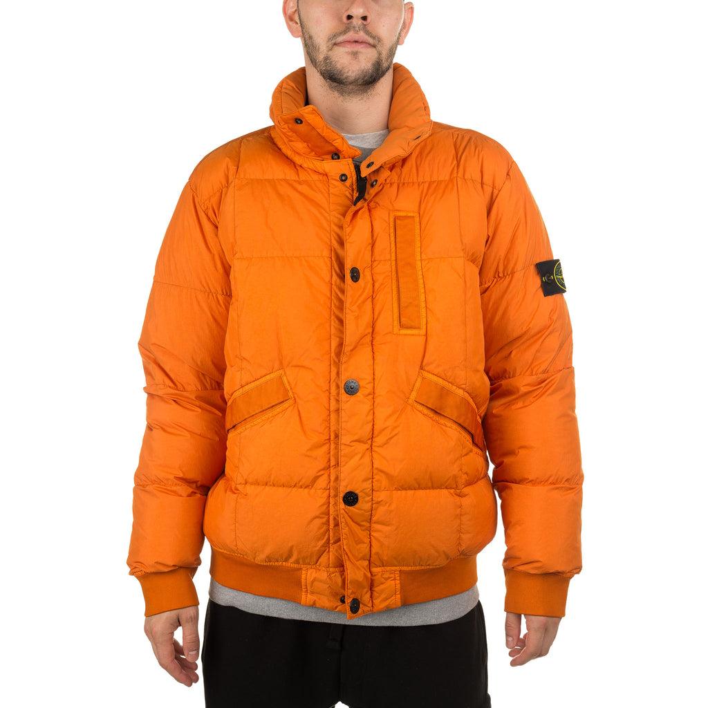 Crinkle Rep Down Jacket 711540123 Orange