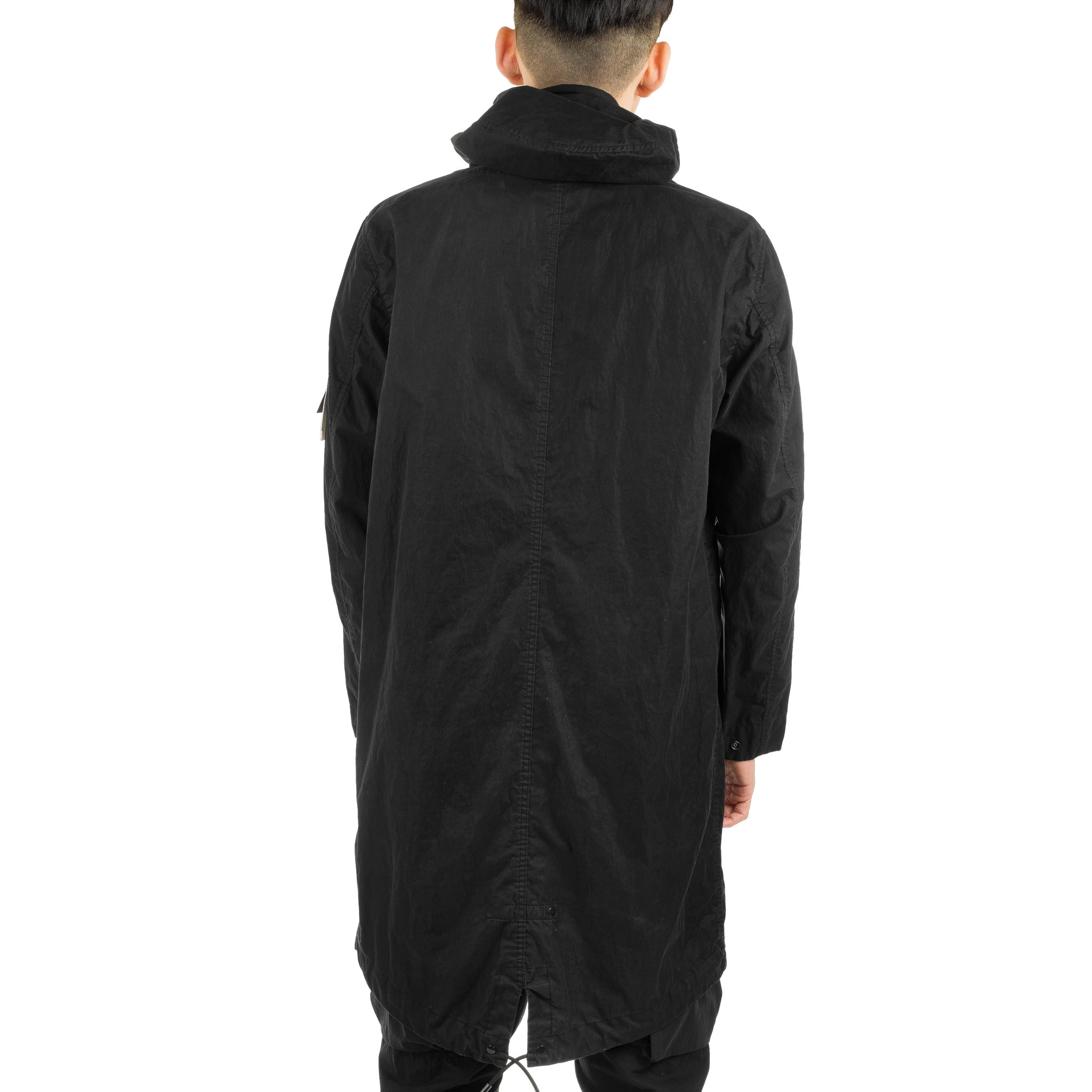Ghost 50 Fili Resin Parka 7015703F1 Black