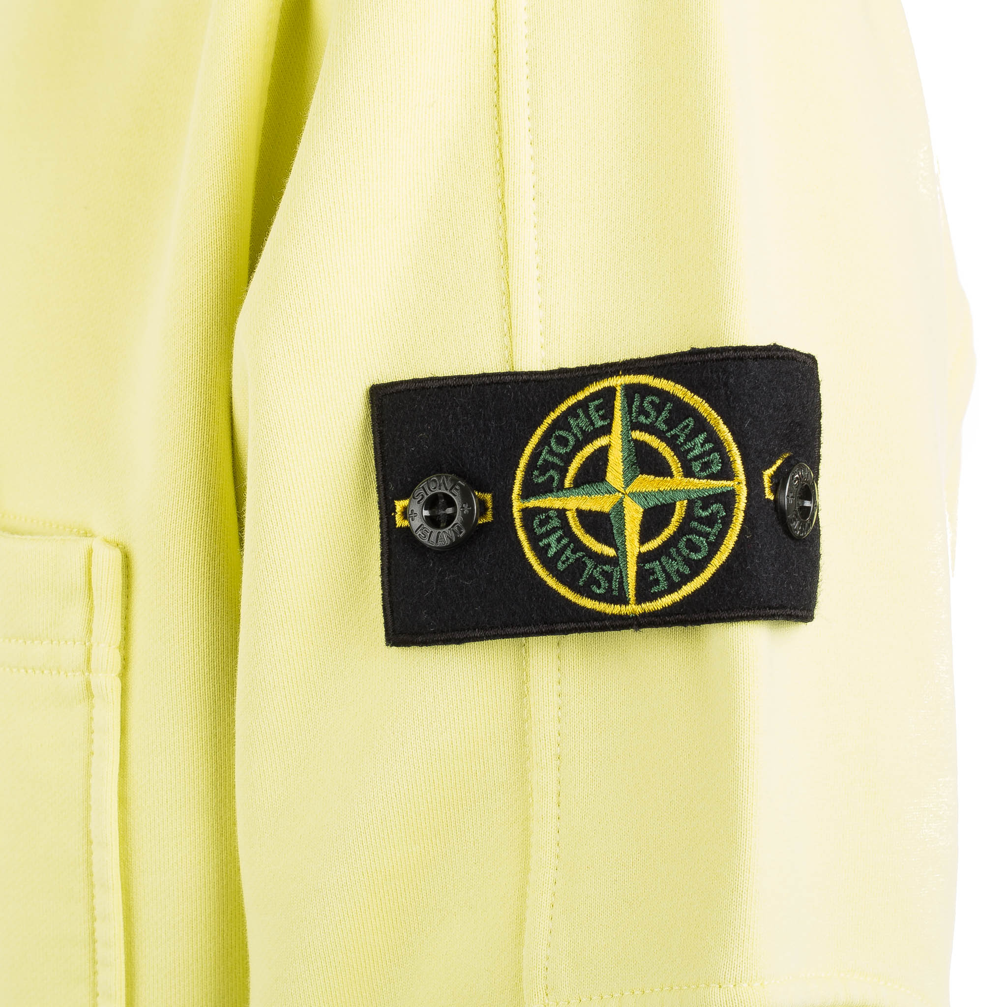 Chest Pocket Crewneck 701560651 Lemon