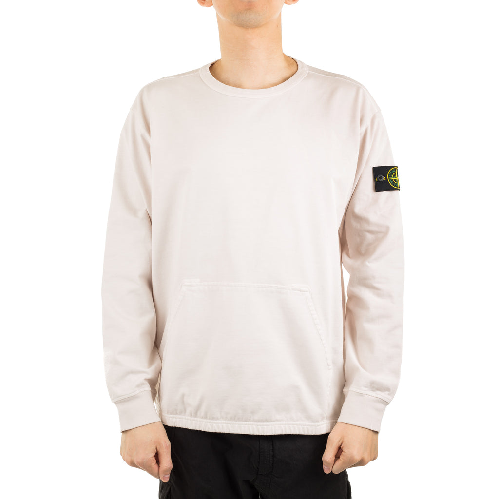 Lightweight Crewneck 701562050 Cream
