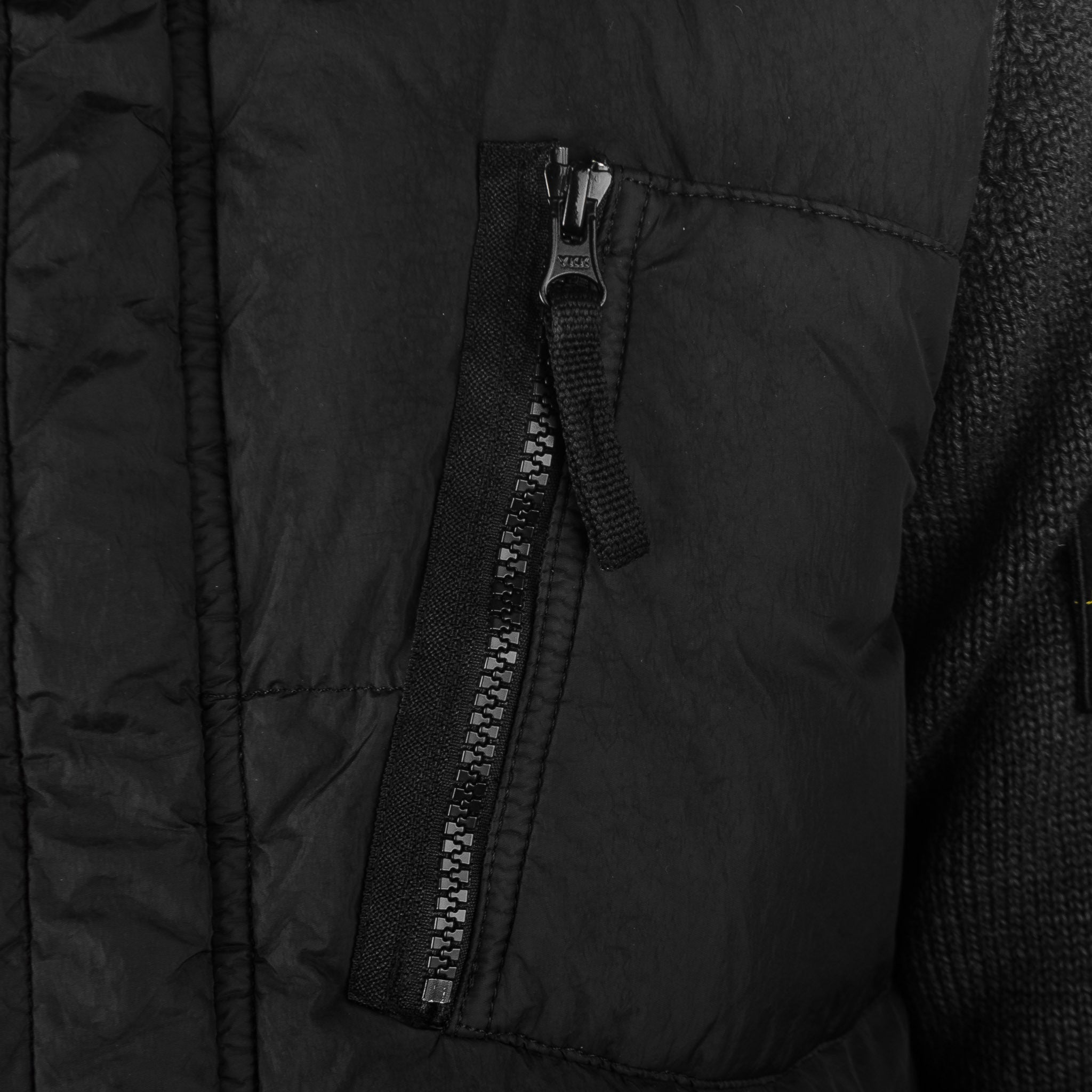 Gilet Down Vest Anthracite