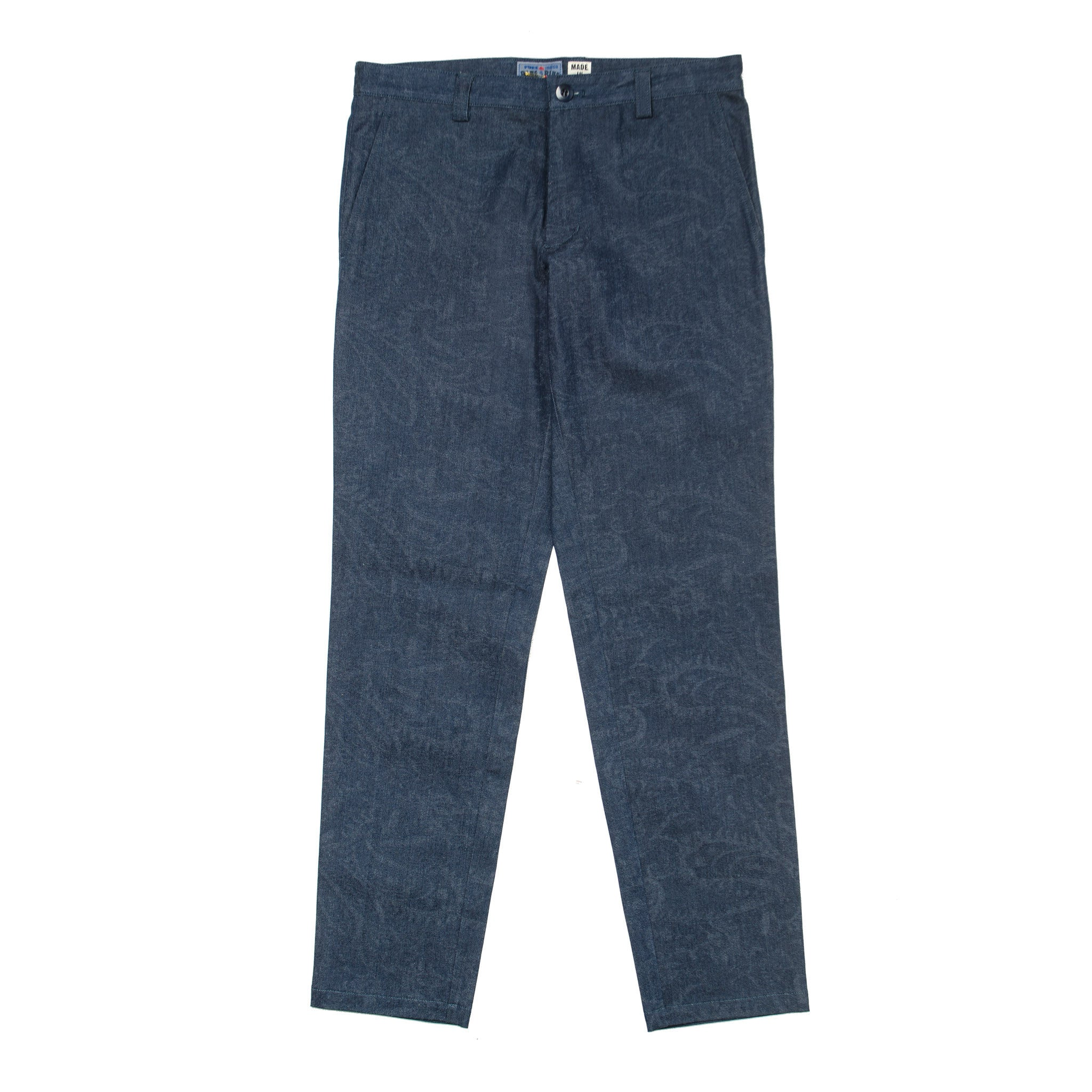 Paisley JCRD Stretch Denim