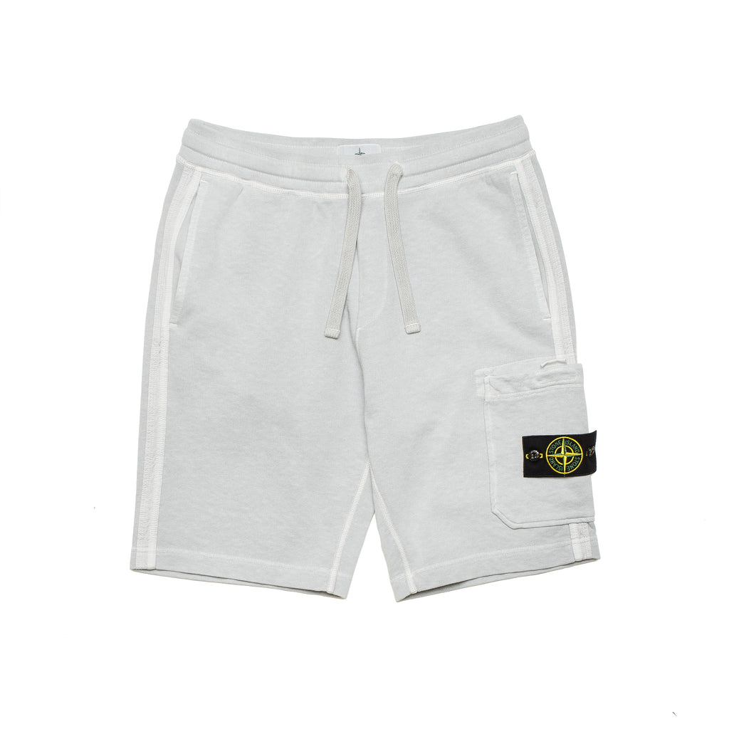 Cotton Fleece Short 721563460 Stone