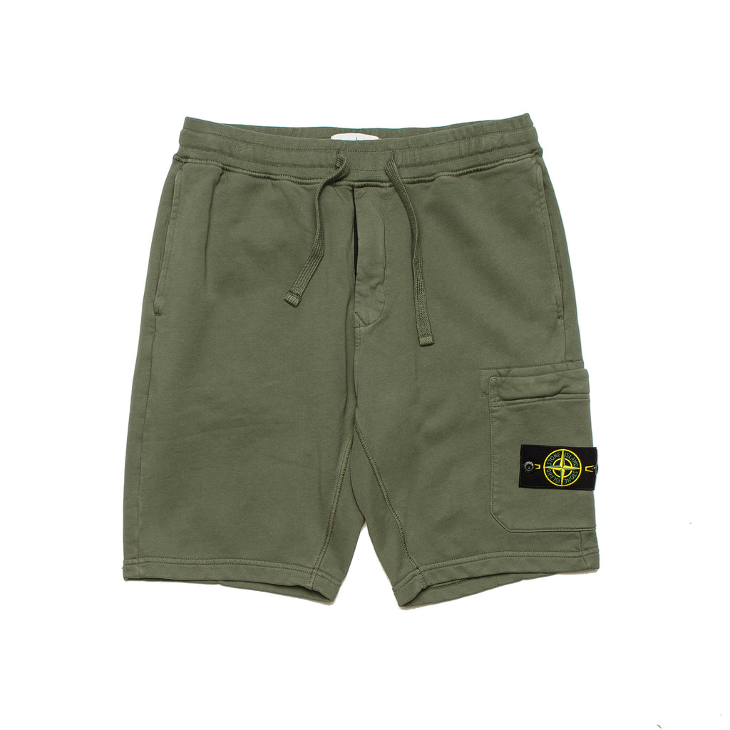 Bermuda Fleece Short 721564651 Emerald