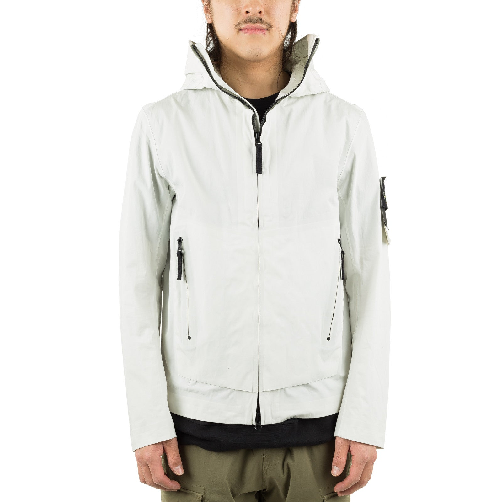 Water Repellent Supima Jacket White 661541125