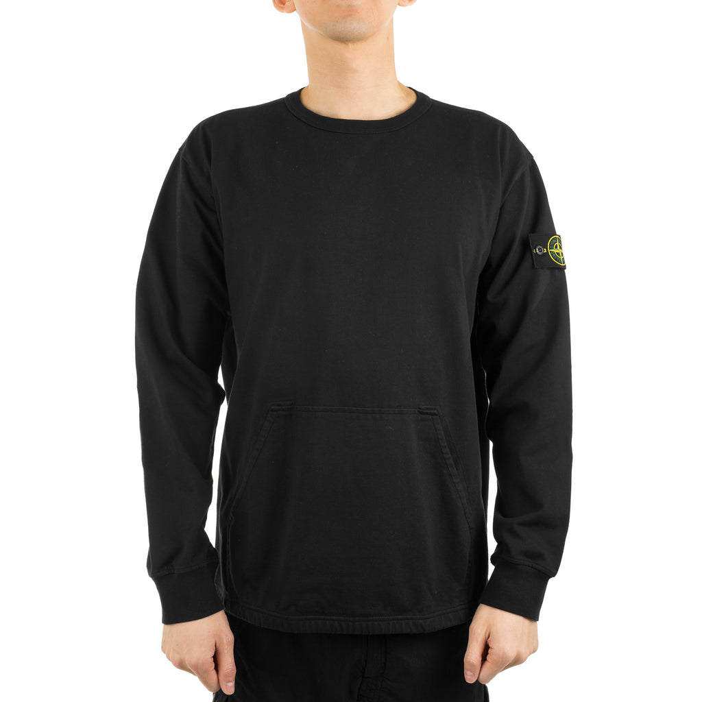 Lightweight Crewneck 701562050 Black
