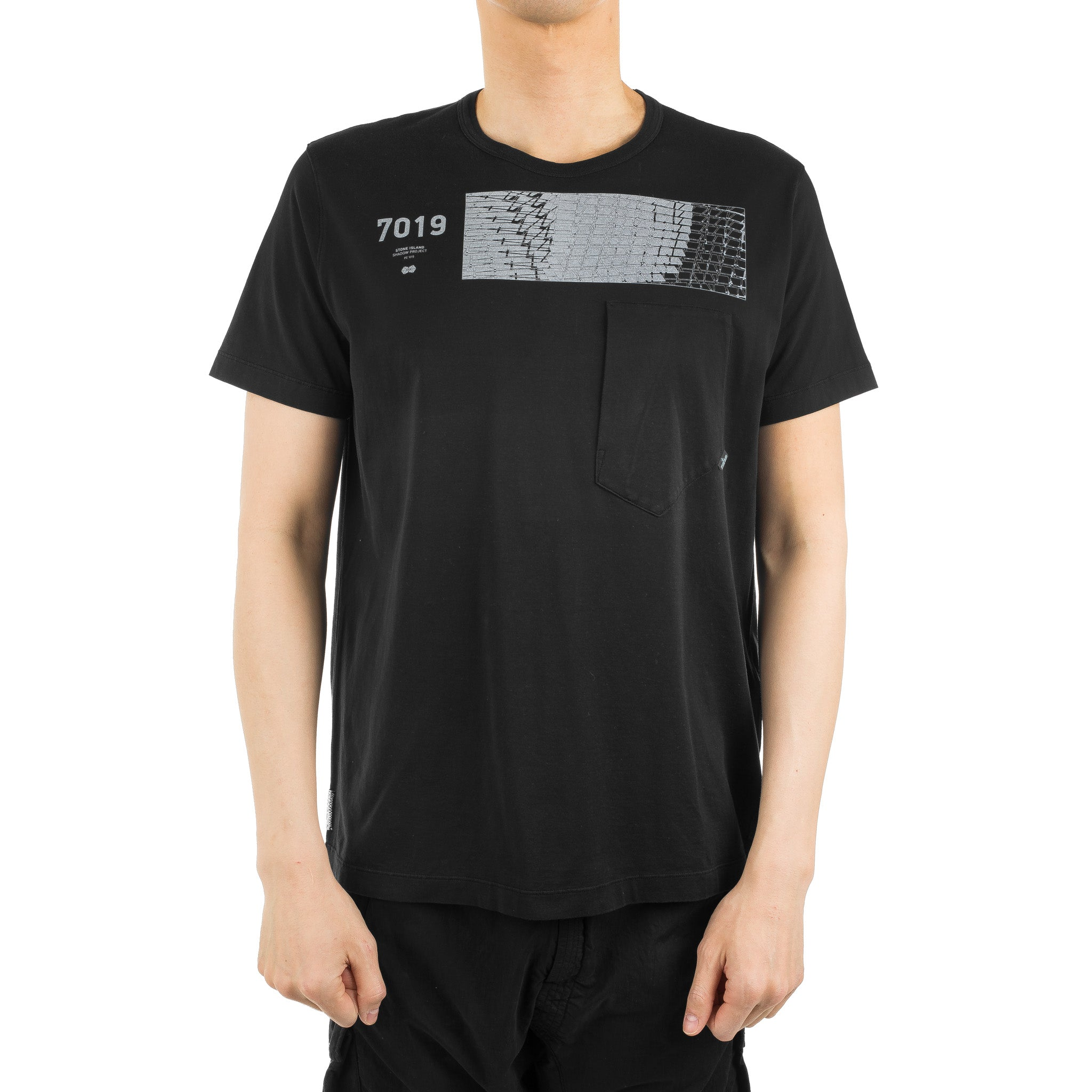 SP Short Sleeve Tee 701920110 Black