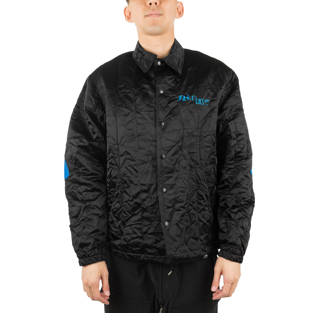 Facetasm Woven Jacket 18FWMRCU08 Black