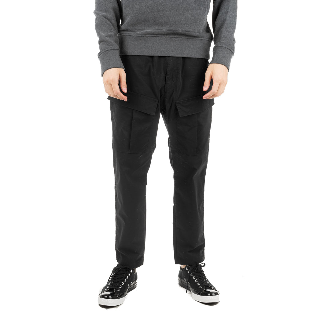 8/10 Stretch Woven Pant WM1873406 Black