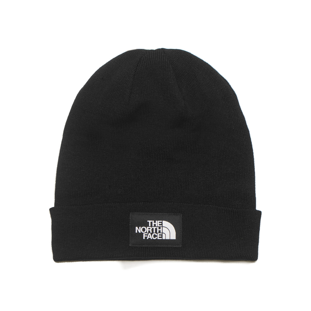 North Face Dock Worker Beanie Black