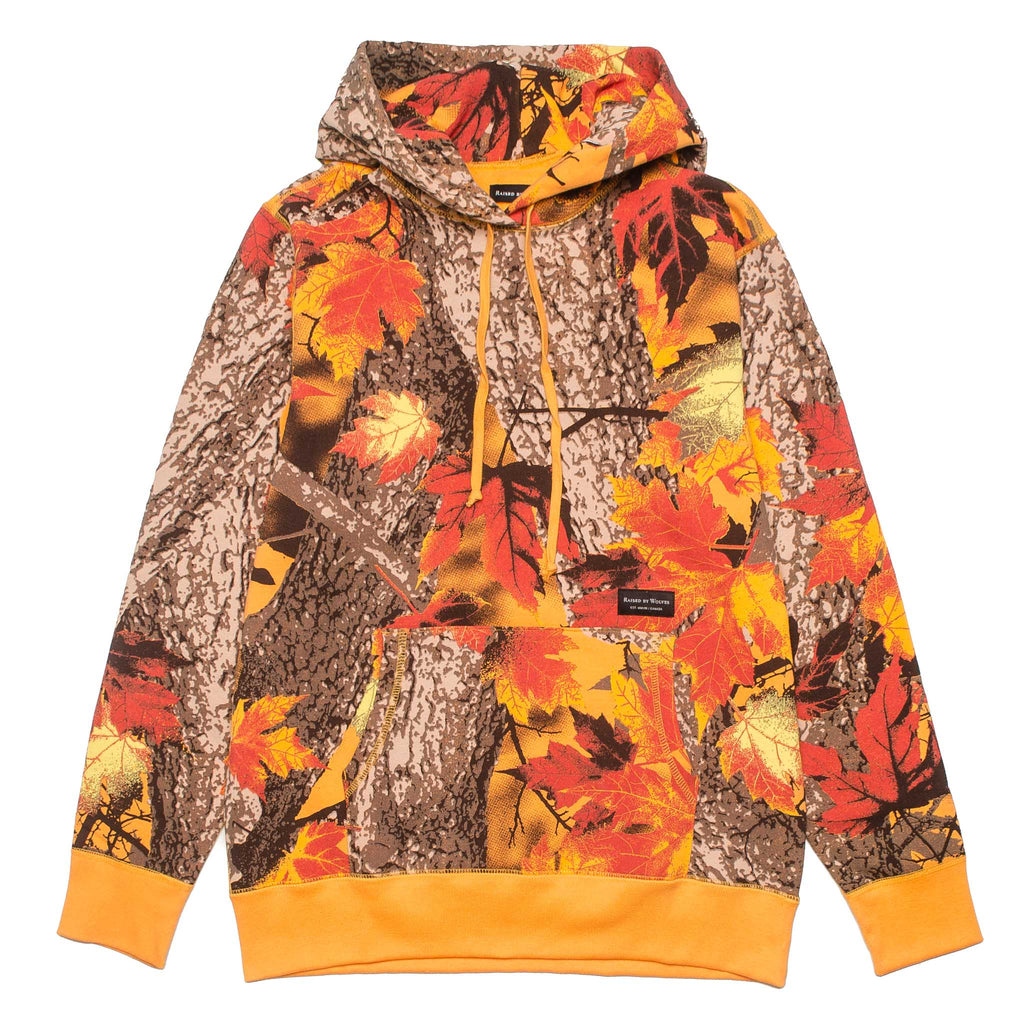Maple Camo Sweatshirt Blaze