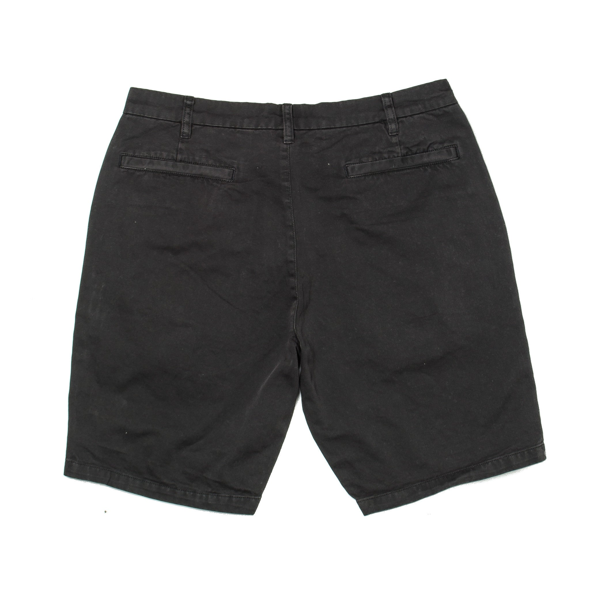 Classic Washed Gramps Short Black