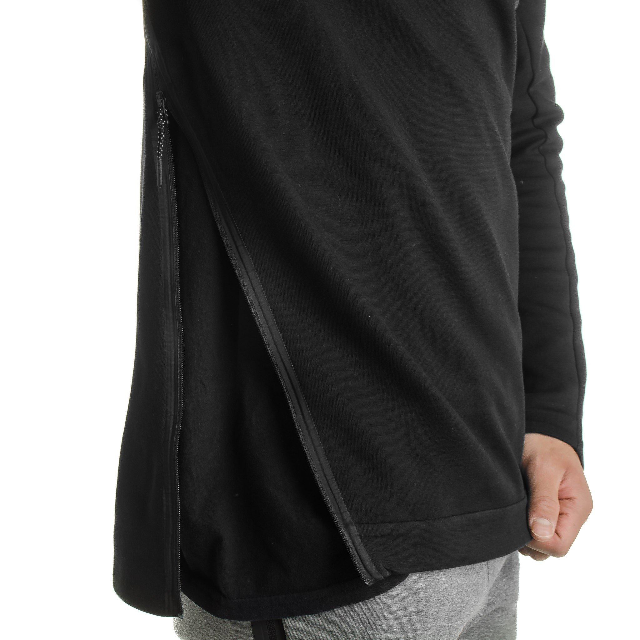 Tech Fleece Funnel Hoody  805214-010 Black