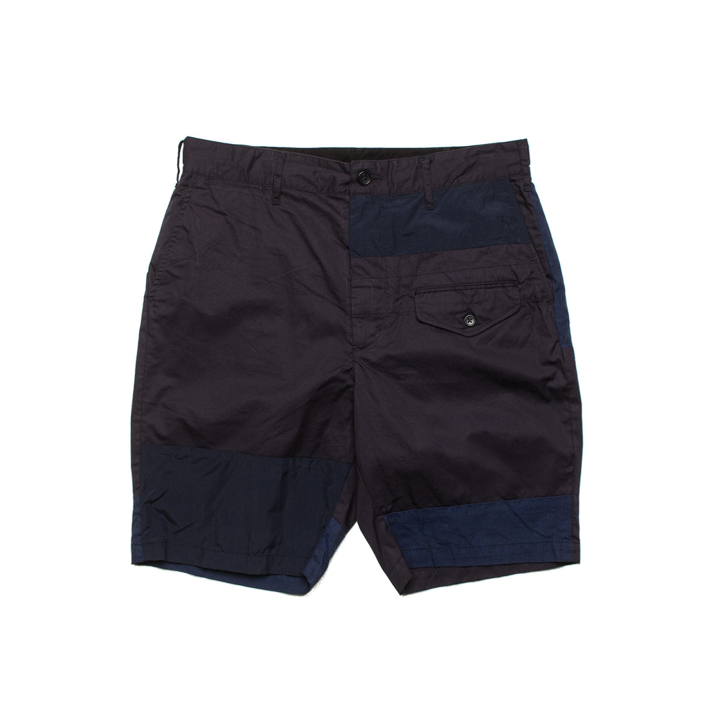 Ghurka Short PB002 High Count Twill Dark Navy