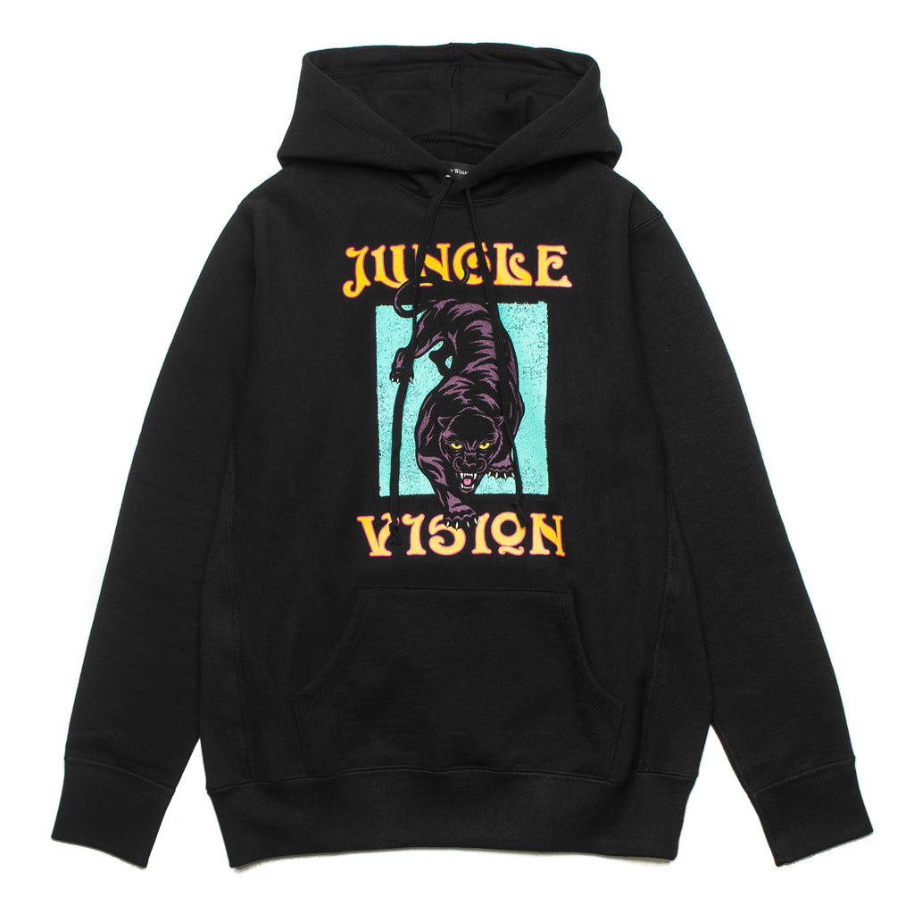 Jungle Vision Hoodie Black