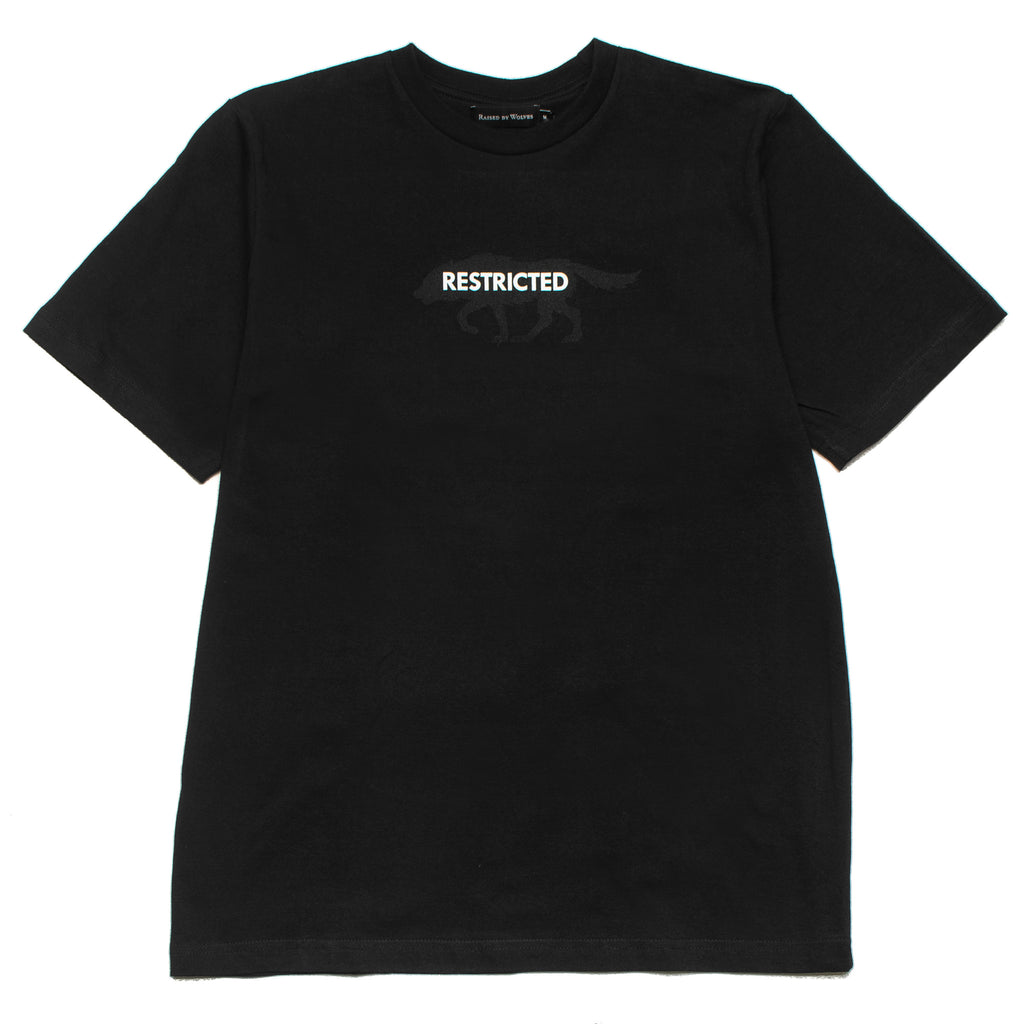 Restricted Tee Black