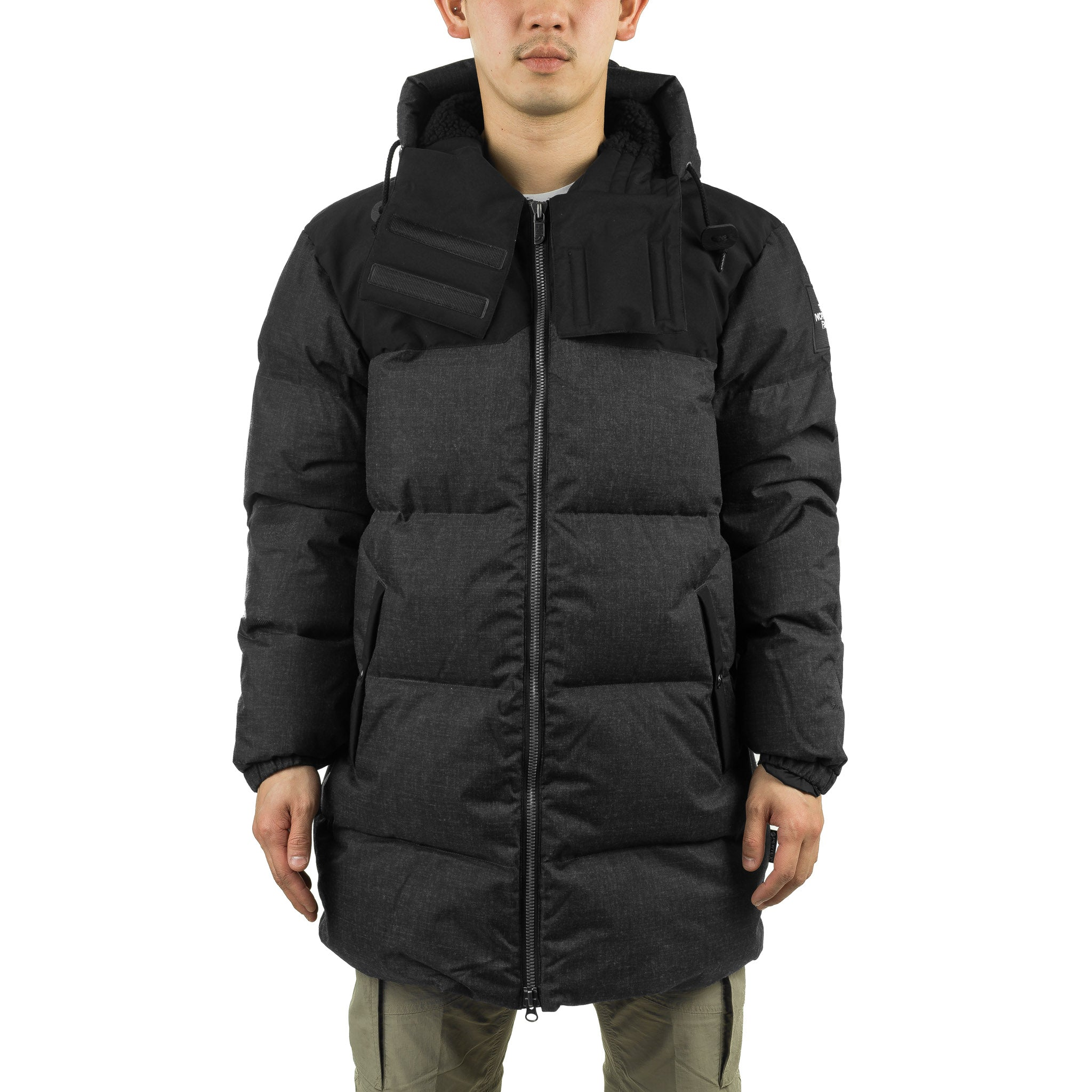 Black Series Nuptse Down Jacket NF0A3VUTKS7 Black