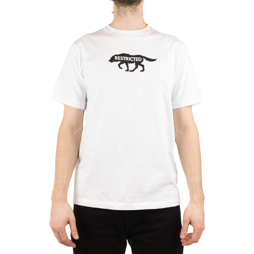 Restricted Tee White