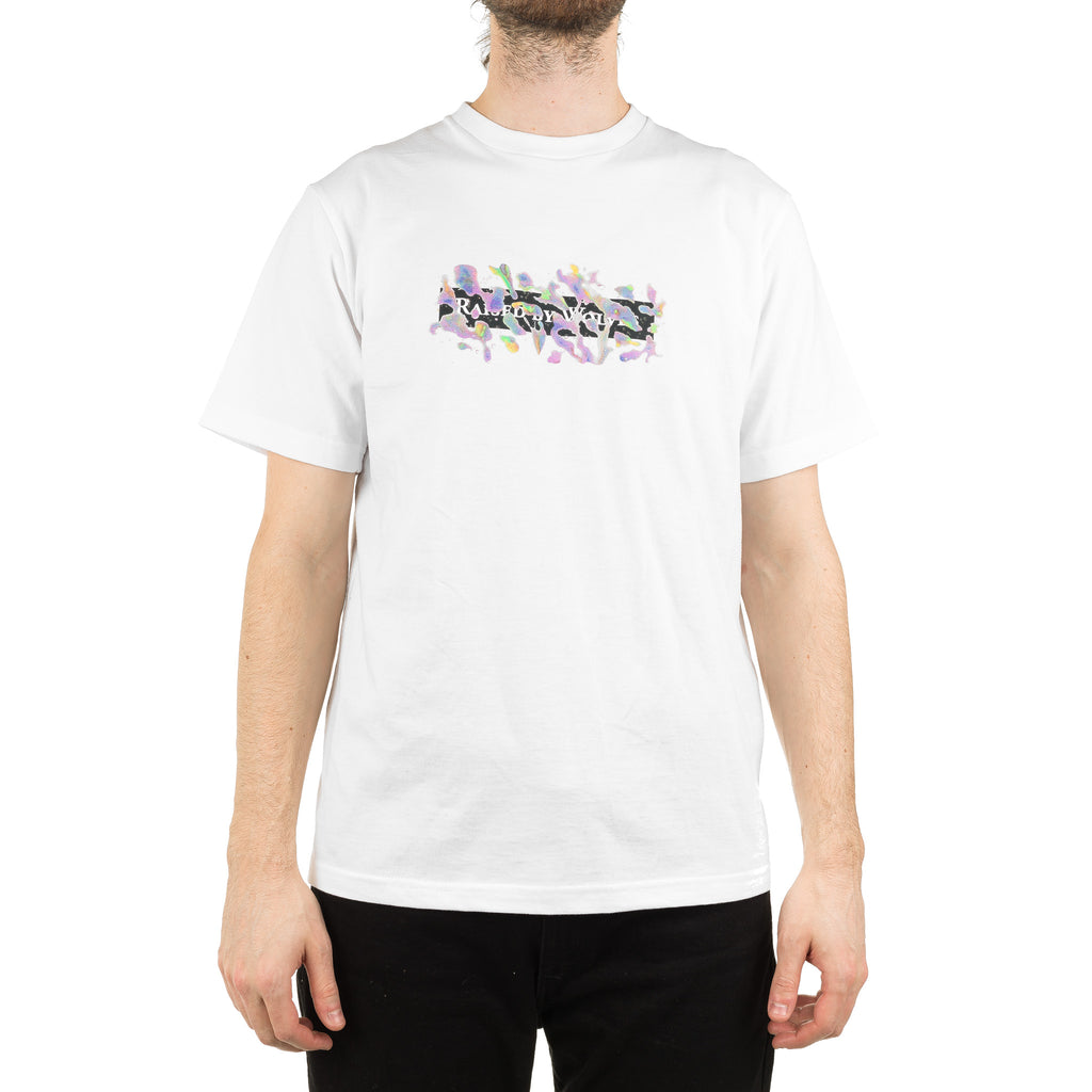 Car Wash Tee White