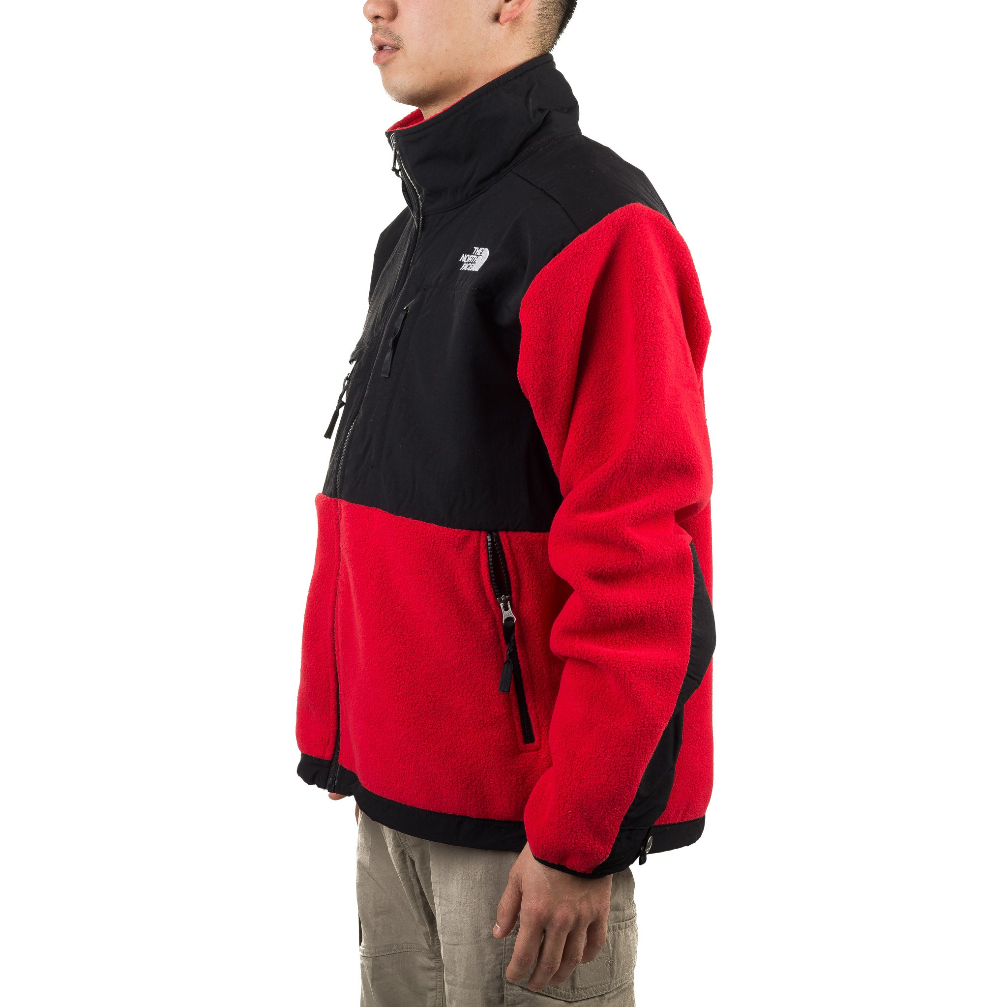 TNF Denali 95 Retro Jacket Black/Red