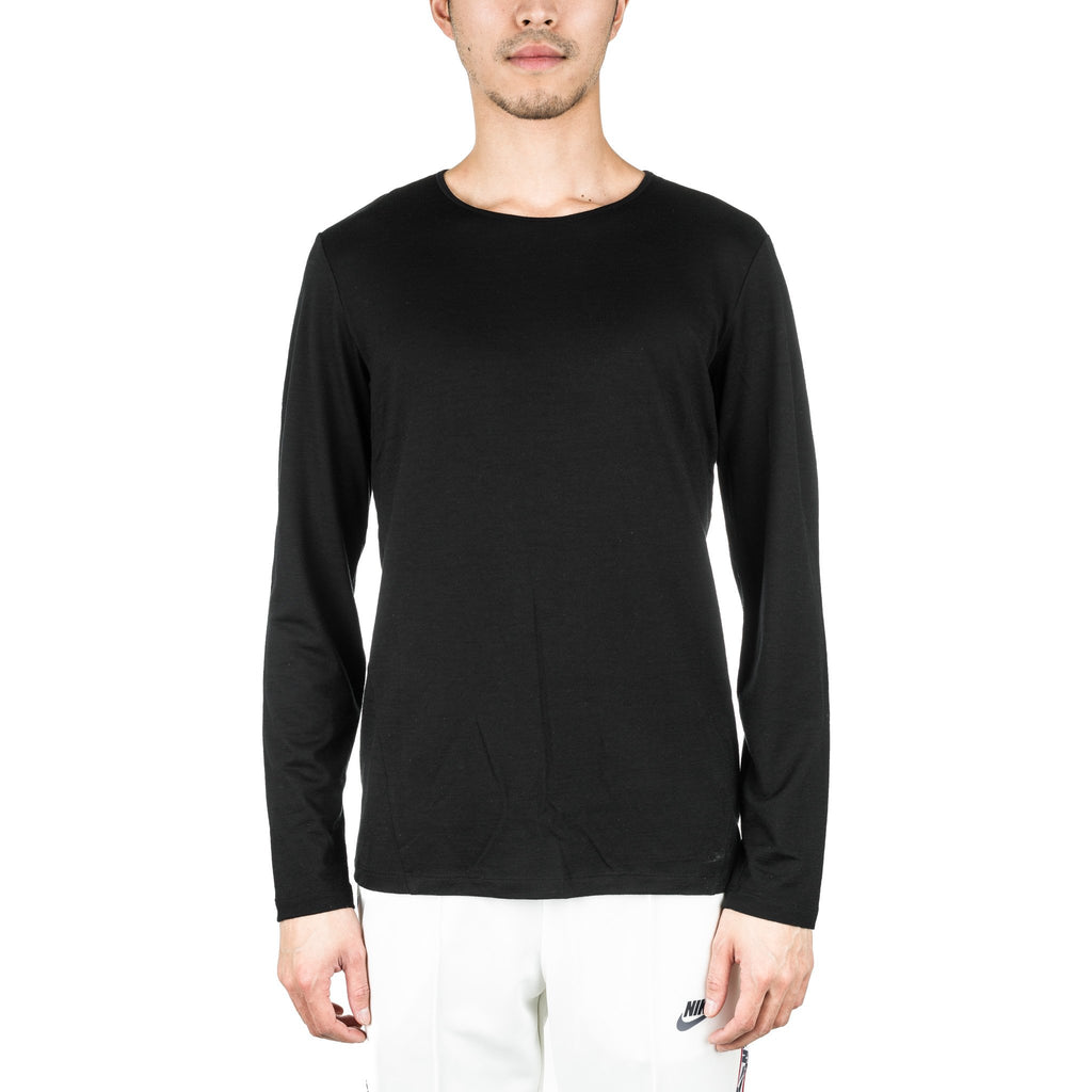 Frame LS Shirt 20957 Black