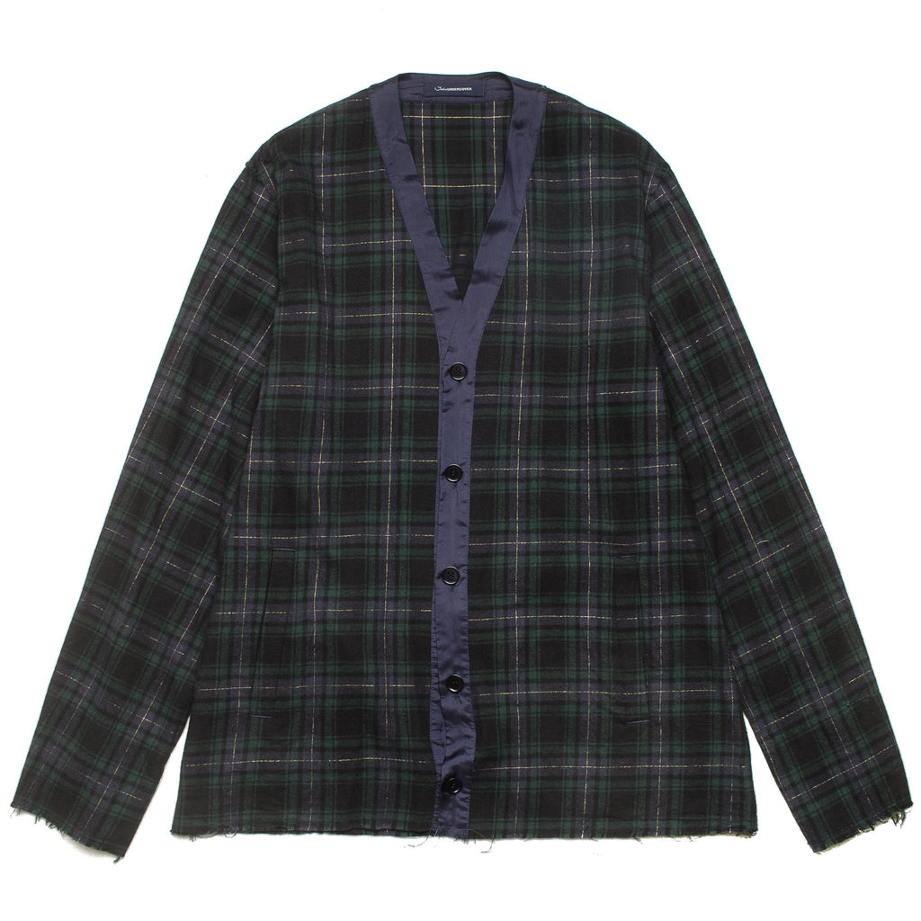 Check Shirt Green JUV4407