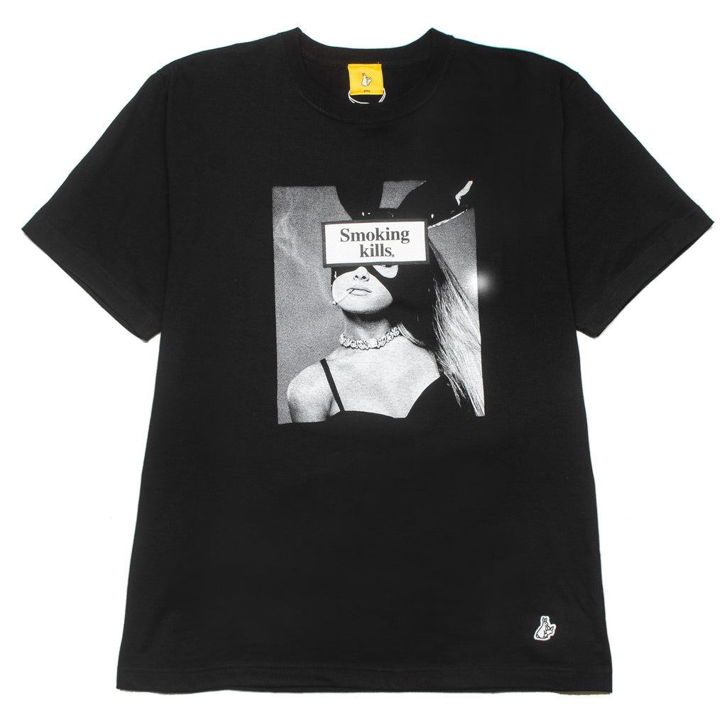 Smoking Kills Tee 14 FRC254 Black