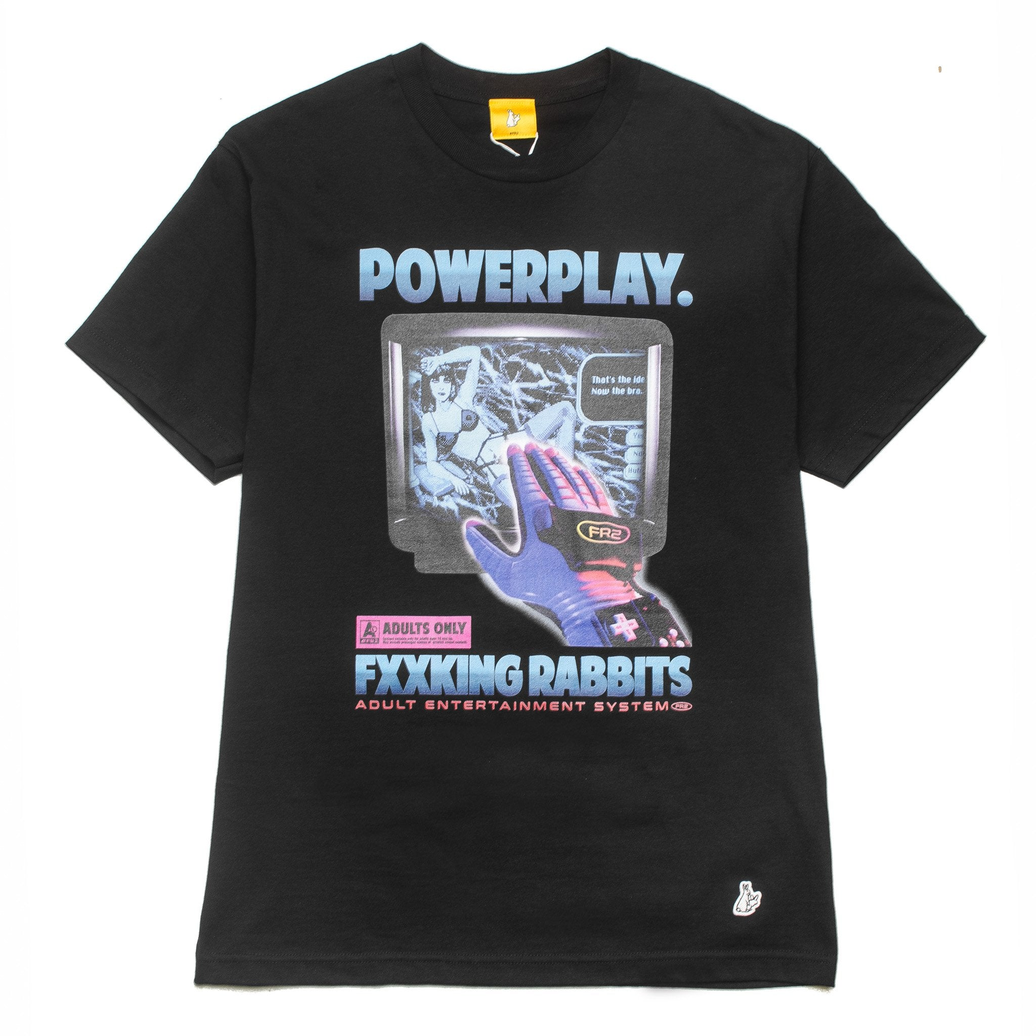 Power Tee FRC258 Black