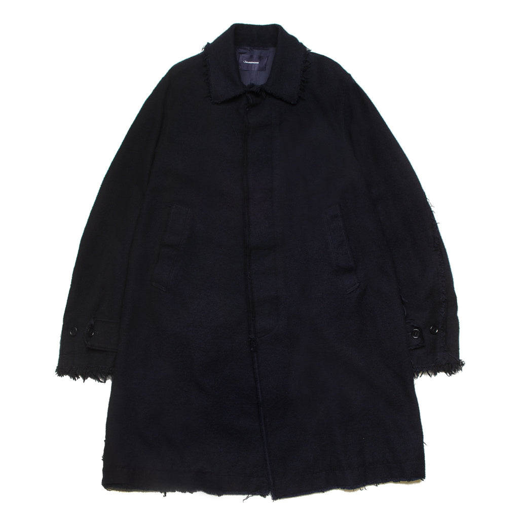 Long Coat Navy JUV4301-2