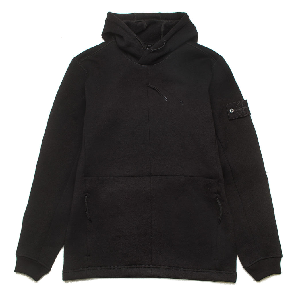 Ghost Piece Pull Over Hoodie 6915625F3 Black