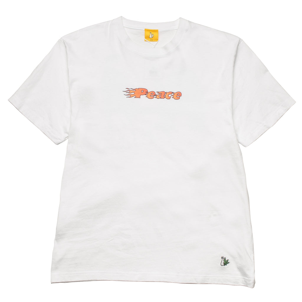 The New Peace Day Tee FRC291 White
