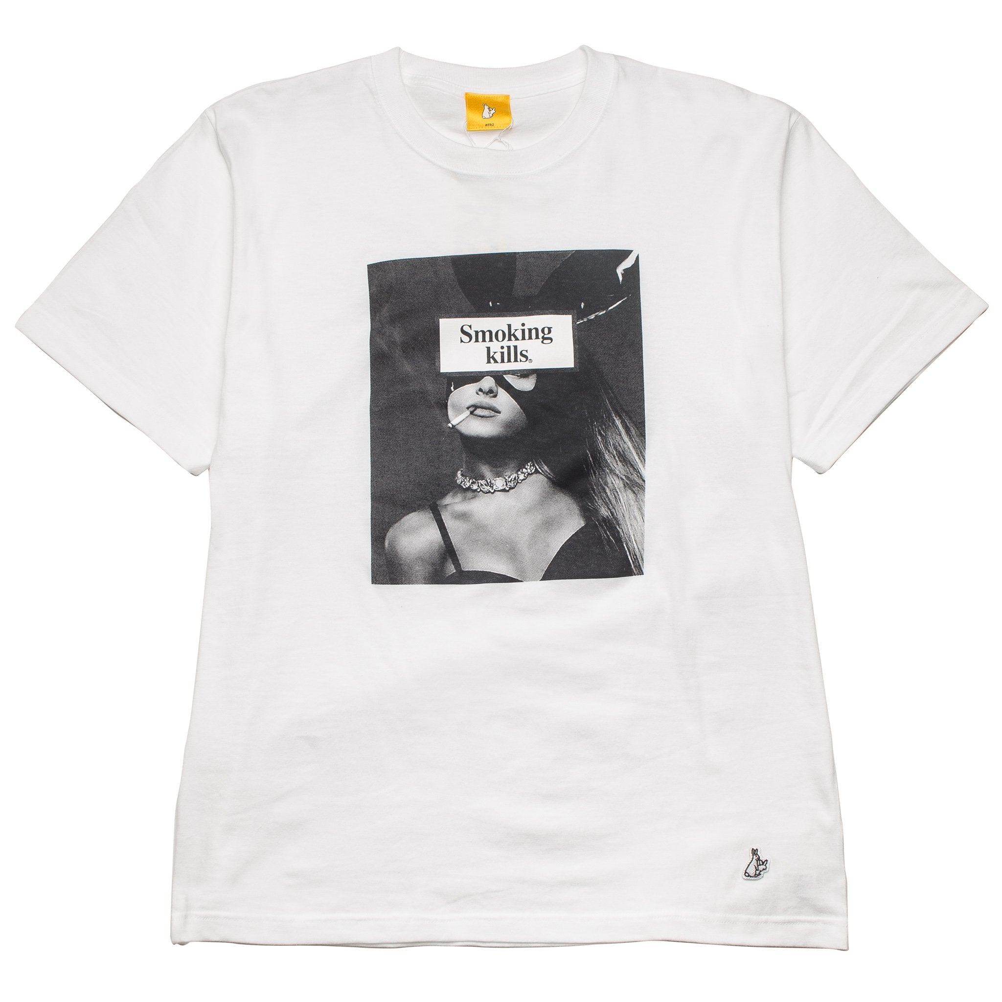Smoking Kills Tee 14 FRC254 White