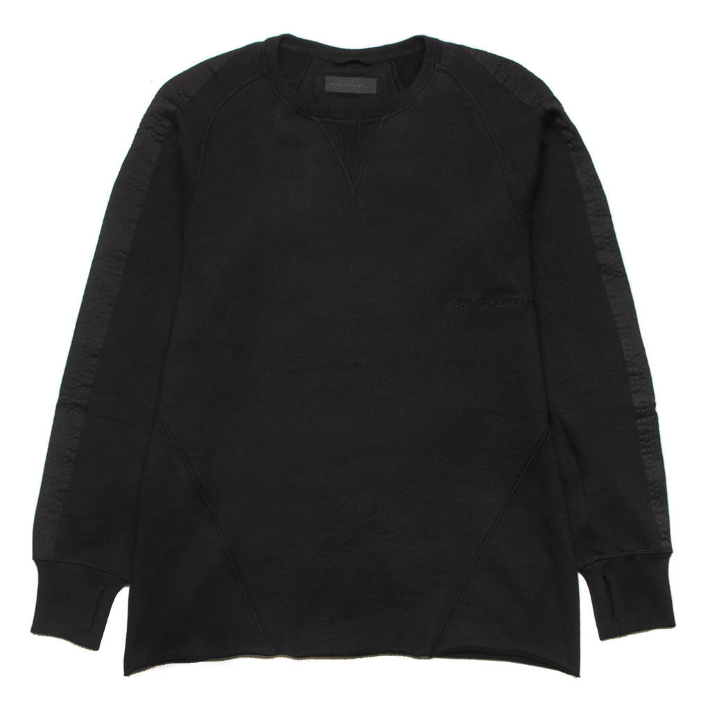Arc Sweatshirt SWS11001 Black