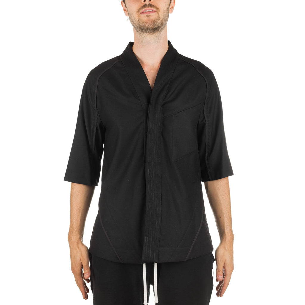 Arc Desert Shirt DSS11001 Black Wool
